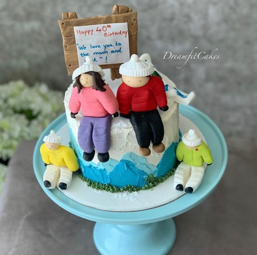 Dreamfit Cakes